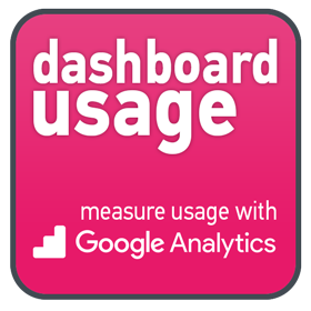 Google Analytics Tableau - measure Tableau dashboard usage with Google Analytics