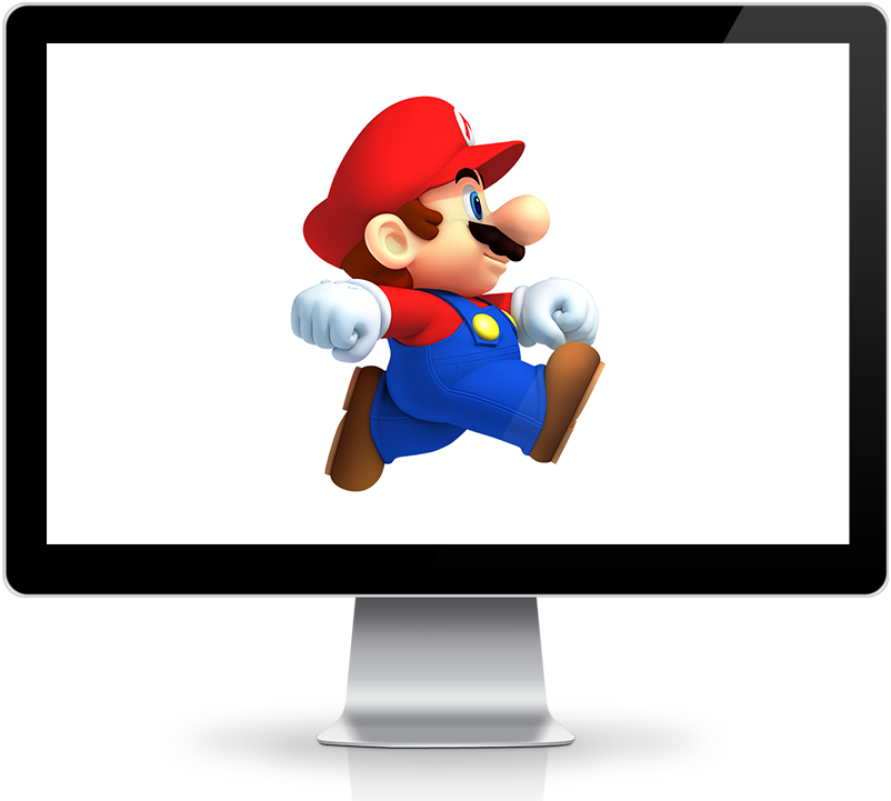 Play Mario in Tableau using extensions