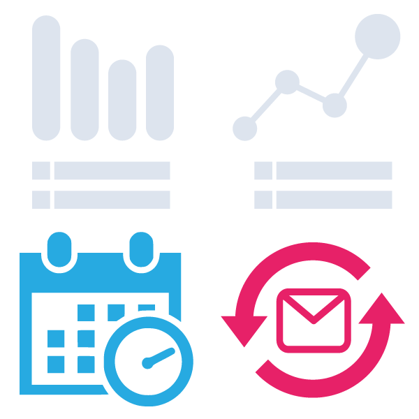 Tableau Server Mail Scheduler - Send personalized PDF files or embedded images of your dashboards per email to any user you wont
