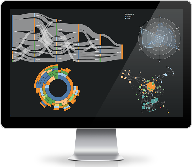 ShowMeMore enables you to use Visualization types that are not present or hard to create in Tableau. Check the webinars!
