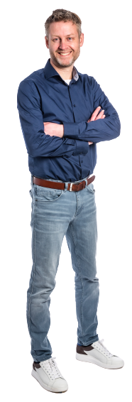 Richard van Wijk CEO