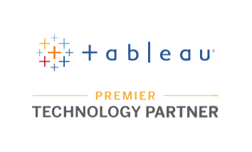 Tableau Premier Technology partner